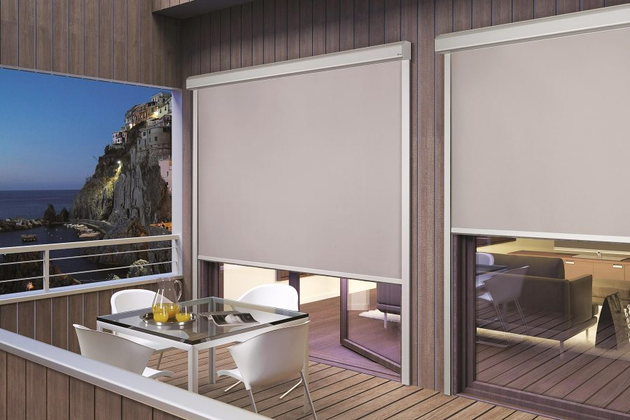 Outdoor Blinds Gallery