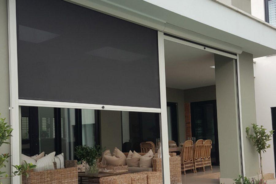 Outdoor Blinds Gallery
