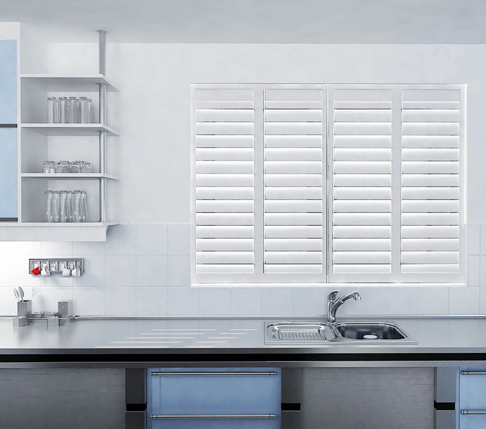 Blind Time - Shutters - PVC