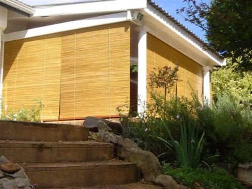 Blind Time - Bamboo Blinds