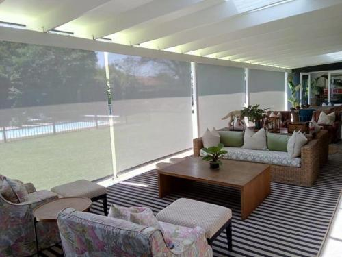 Blind Time Outdoor Freehang Blinds