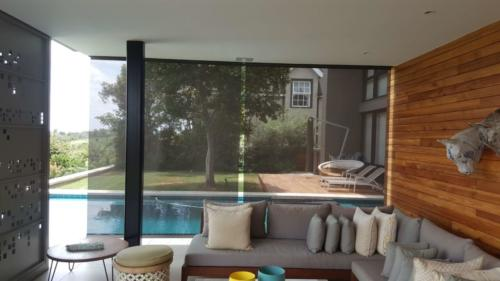 Blind Time Outdoor Blinds - Freehang Blinds
