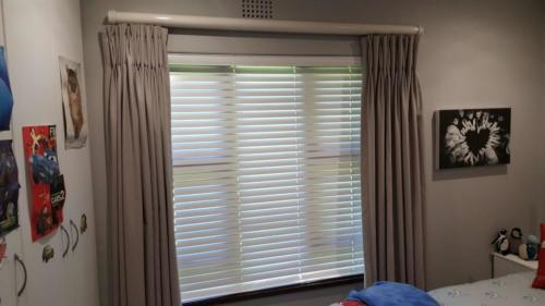Blind Time - Venetian Blinds - Wood