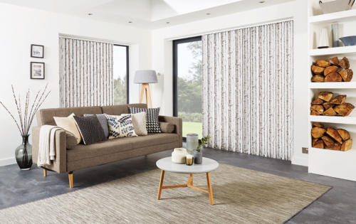 Blind Time - Vertical Blinds