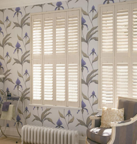 Blind Time - Shutters - Wood